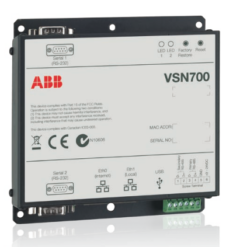 data logger e controllo inverter abb