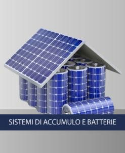 Sistemi di Accumulo e Batterie